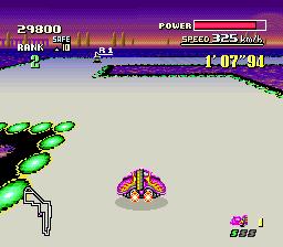 F-Zero - Gameplay Screenshot 4
