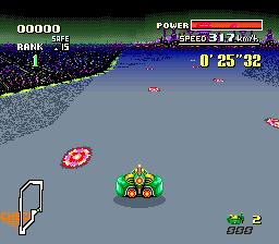 F-Zero - Gameplay Screenshot 5