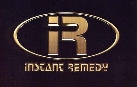 Instant Remedy Logo