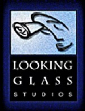 Looking Glass Studios logo