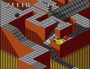 Marble Madness - Gameplay Screenshot 4