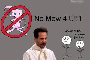 No Mew 4 U