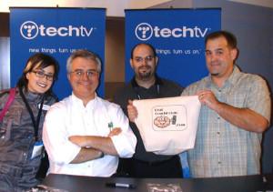 TechTV staff