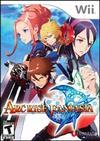 Arc Rise Fantasia Wii box cover