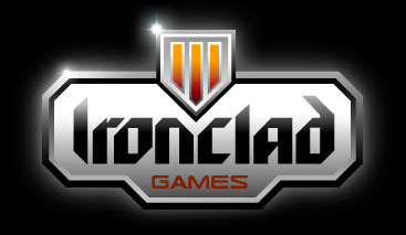 Ironclad Games logo