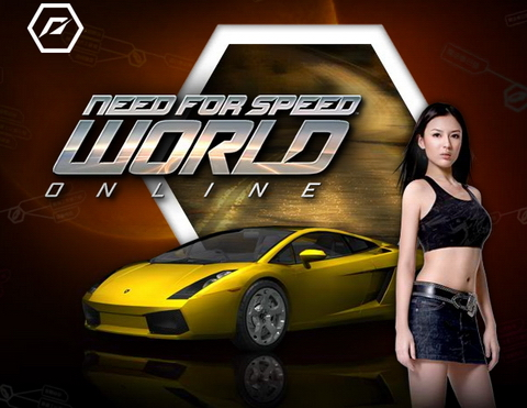 Need For Speed World girl