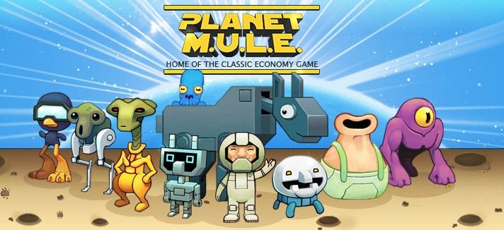 Planet M.U.L.E.