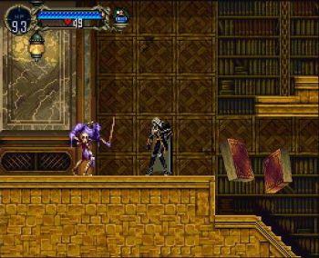 Castlevania Symphony of the Night screenshot