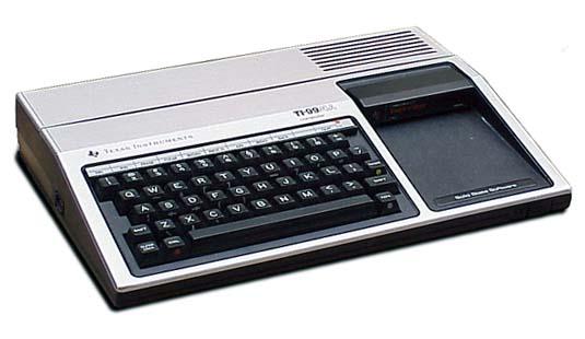 TI-99 computer