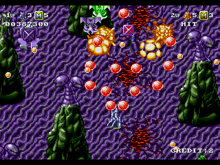 Battle Squadron - Gameplay Screenshot 3