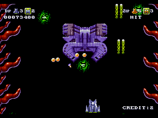 Battle Squadron - Gameplay Screenshot 7
