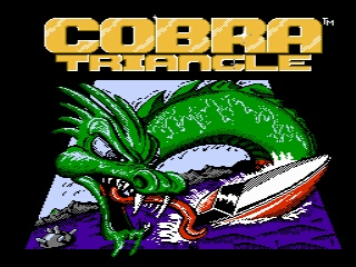 Cobra Triangle - Gameplay Screenshot 