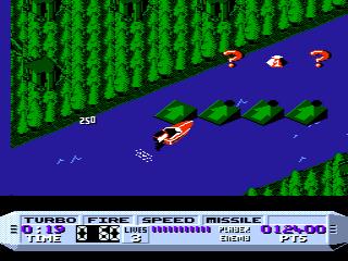 Cobra Triangle - Gameplay Screenshot