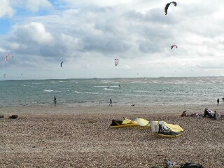 Hayling Island Beach