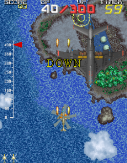 Metal Hawk - Gameplay Screenshot