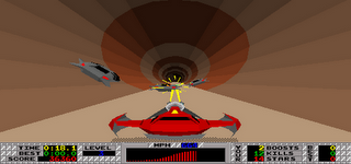 Stun Runner - Gameplay Screenshot