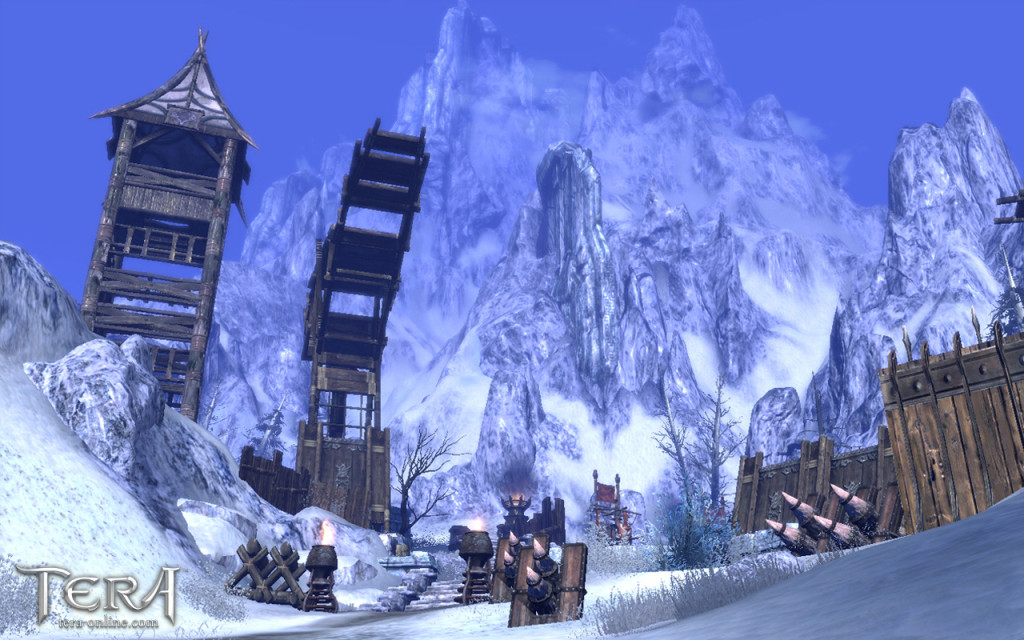 TERA Online E3 2010 Screenshot