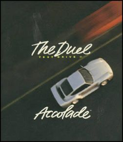 Test Drive 2 The Duel cover