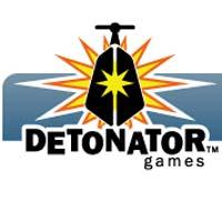 Detonator Games logo