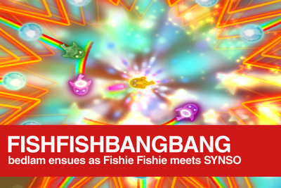 fish fish bang bang - screen