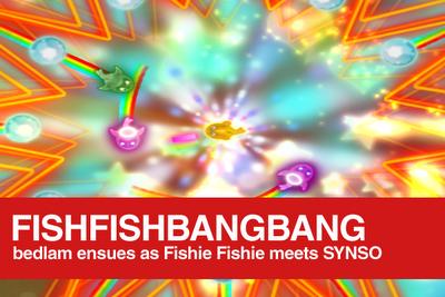 fish fish bang bang - screen