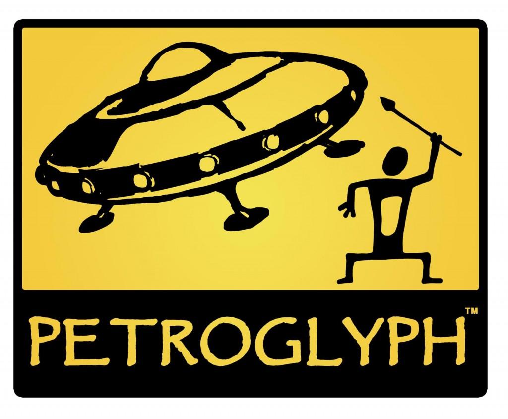 Petroglyph logo