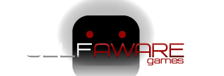 Self Aware Games logo