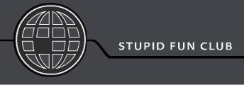 Stupid Fun Club logo