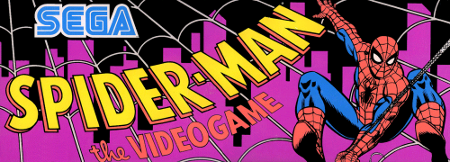 Spider-Man - The Video Game logo