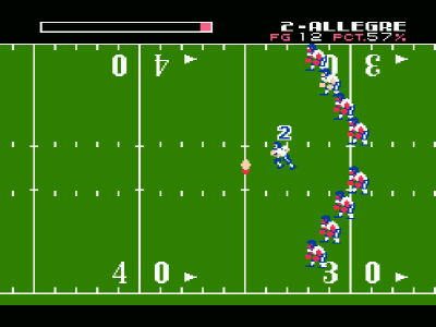 Tecmo Bowl screenshot