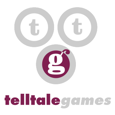 Tell Tale Games logo
