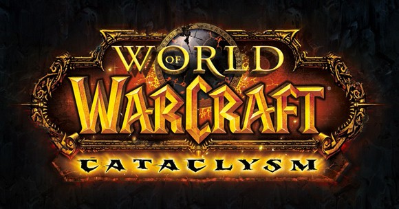 World of Warcraft Cataclysm logo