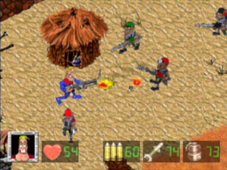 Captain Quazar - Gameplay Screenshot 2