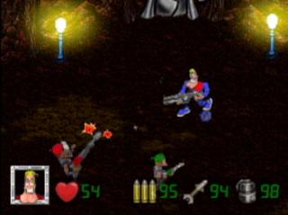 Captain Quazar - Gameplay Screenshot 3
