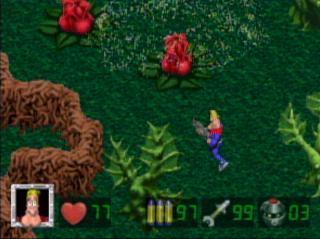 Captain Quazar - Gameplay Screenshot 4