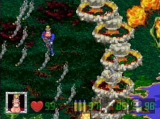 Captain Quazar - Gameplay Screenshot 6