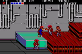 Double Dragon - Gameplay Screenshot 3