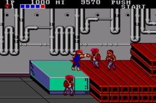 Double Dragon - Gameplay Screenshot 3