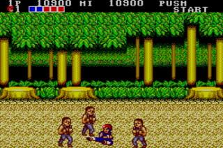 Double Dragon - Gameplay Screenshot 5