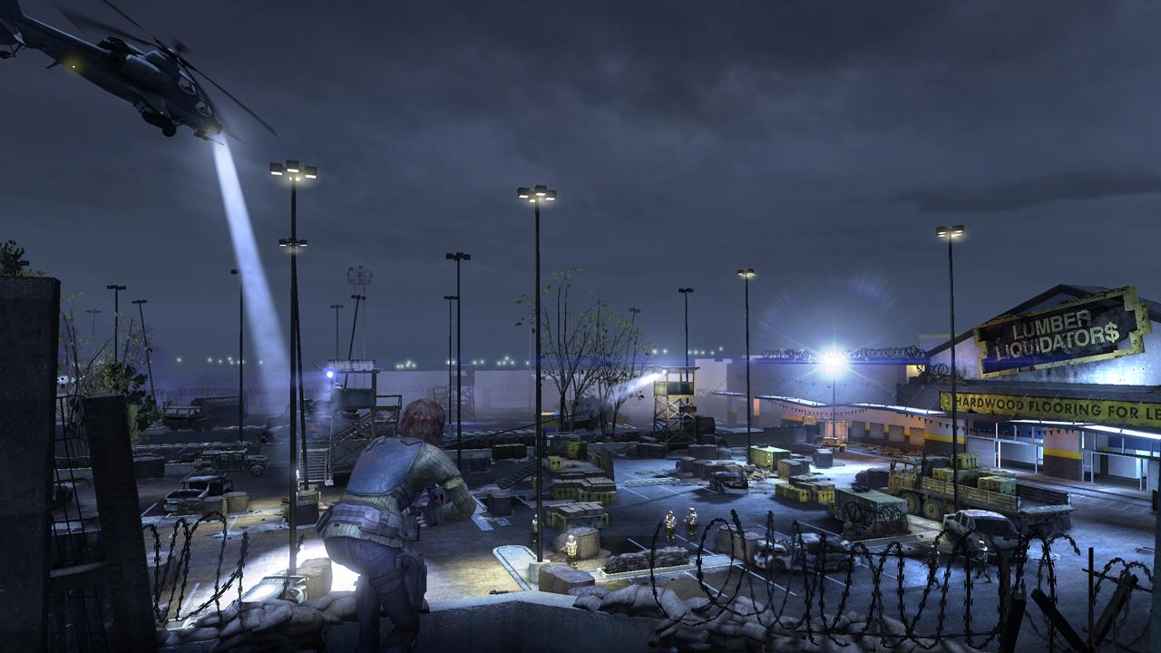 E3 2010 Homefront screenshot