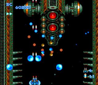 Gunhed - Blazing Lazers - Gameplay Screenshot 1