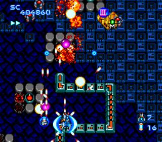 Gunhed - Blazing Lazers - Gameplay Screenshot 3
