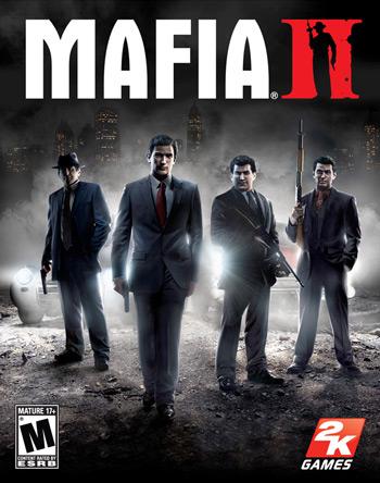 Mafia 2 Boxart