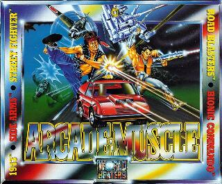 Spectrum Compilations -  Arcade Muscle