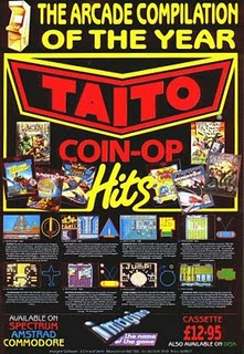 Spectrum Compilations - Taito Coin-On Hits 2