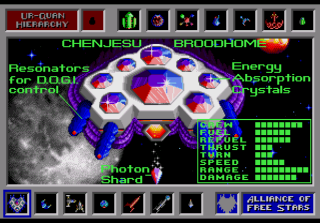 Star Control - Gameplay Screenshot 6