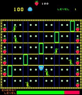 Super Glob - Beastie Fetie - Gameplay Screenshot 2
