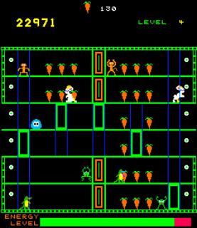 Super Glob - Beastie Fetie - Gameplay Screenshot 3