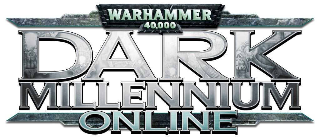 Warhammer 40k Dark Millennium Online logo
