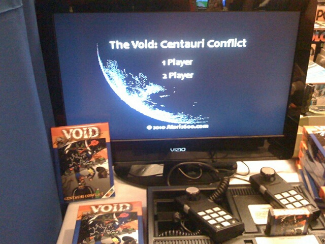 The Void Centauri Conflict